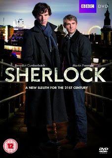 Sherlock DVD