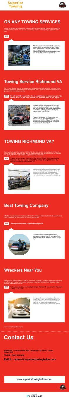 Superior Towing Superiortowingbaker Profile Pinterest