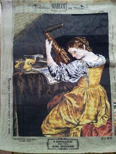 Gallery.ru / Gentileschi - куплено mes achats - welmur