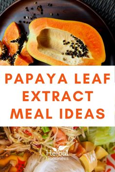 Papaya leaf is well known for its various benefits among which it's ability to improve healthy blood platelets stand out. You may be well aware of the various benefits of the papaya leaf but may not know how to incorporate this awesome product into your meals but if you keep reading, you will have no less than 5 ways to spice up your meals but also have this healthy extract added to it.