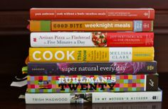 Top ten cookbook picks for 2011. Some of these are very interesting.