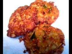 Oata and Potato Patties-Aloo Oats Vada