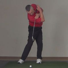 With this drill, you will learn how to solve one of the greatest problems faced by amateur golfers at all levels, maintaining posture in you...