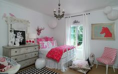 "perfect ""tween"" room for Jaylee"