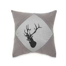 Southwest Deer Decorative Throw Pillow