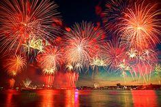 4 luglio: la top ten dalle città con i migliori fuochi d'artificio