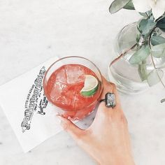 Cheers to the long weekend! Yummy Treats, Sweet Treats, Smart Ring, Alcoholic Drinks, Cocktails, San Diego Living, Jewelry Model, Long Weekend, The Good Place