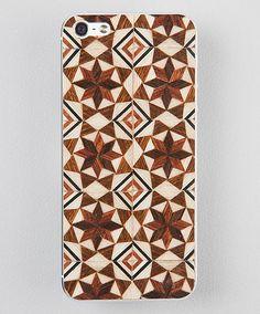 Taracea wood skins for iPhone5 - MEXUAR