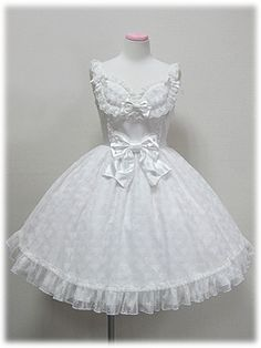 Angelic Pretty Lacy Ballerina JSK