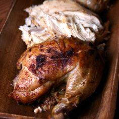 Crock Pot Rotisserie Chicken
