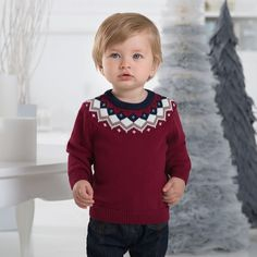 Vin Rouge Sweater
