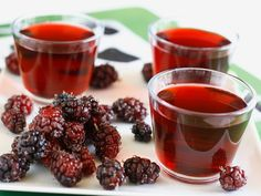 Mulberry Juice by Pham Fatale