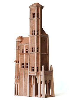 Arthur Meijer La Casa Diabolica Hoogte 75 cm