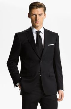 Z Zegna Trim Fit Wool Suit #Nordstrom