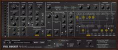 Free Windows Software Synth Inspired By The KORG PS-3100 – Synthtopia