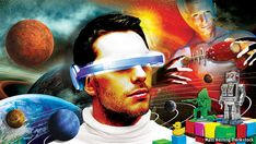 Virtual reality is making a solid comeback, with new technology poised to revolutionize the field. Virtual Reality Glasses, Deep Space, Wii U, Science And Technology, Dream Big, Investigations, Comebacks, Illusions, Finance