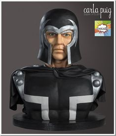Marvelous Magneto Cake made by Carla Puig - Sugar Atelier