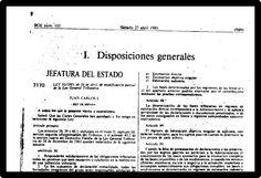 """Ley General Tributaria versión 2015, ¿los mismos """"tics autoritarios"""" que en 1985? ¿O peor?"""