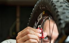 How to true your mountain bike wheel - MBR
