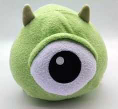 Preview: Medium Mike Wazowski Tsum Tsum