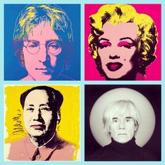 Happy birthday Andy Warhol!  Pop Art akımının en önemli temsilcilerinden Warhol 87 yaşında! (06.08.1928-22.02.1987)  #andywarhol