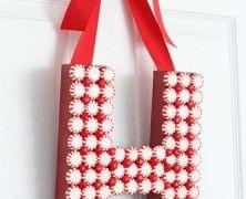 peppermint decorations | Decorate