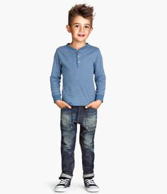 H&M Tapered Jeans $19.95