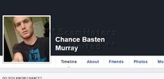 CHANCE BASTEN MURRAY.. SCAMMER PROFILE  #SCAMMER #ROMANCE #LOVE    https://www.facebook.com/LoveRescuers/posts/608638059302625 SCAMHATERS UNITED