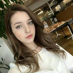 Angelina Danilova t Cute Girls, Cool Girl, Angelina Danilova, Chica Cool, Western Girl, Girl Face, Aesthetic Girl, Ulzzang Girl, Pretty Face