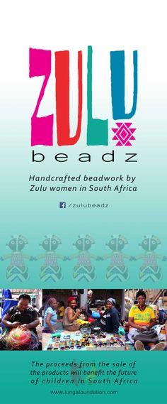 #banner #charity #zulubeadz #beadwork