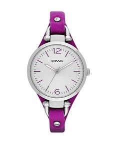 Reloj de mujer Georgia Fossil - Mujer - Relojes - El Corte Inglés - Moda