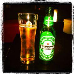 Heineken! De las mas Grandes y siempre disppnible. Holandesa.