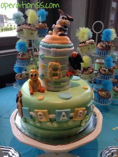baby looney tune baby shower - Google Search