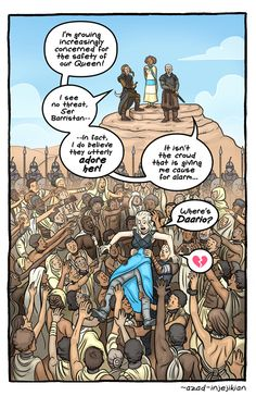 A moment of silence for our brother in the friendzone. This is the last Game of Thrones comic for season and season 4 can't come fast enough! Game Of Thrones Comic, Game Of Thrones Funny, Ser Jorah, Game Of Thrones Instagram, The Winds Of Winter, Game Of Thones, Got Memes, Mother Of Dragons, Funny Wallpapers