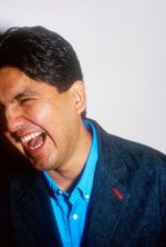 """Award-winning Native American author Sherman Alexie (Spokane/Coeur d'Alene) has been chosen for the 2013 Everybody Reads Program. Everybody Reads """"celebrates the power of books in creating a stronger community. Native American History, Native American Indians, Spokane Tribe, Sherman Alexie, Beloved Book, County Library, Great Stories, First Nations, Book Authors"""