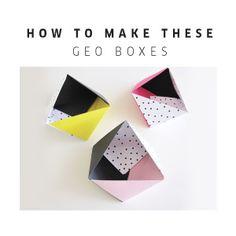 DIY Boxes Galore