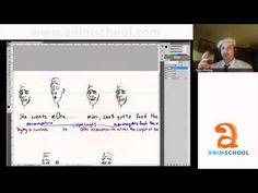 Animation School - AnimSchool Classtime: Starting a Dialogue Shot