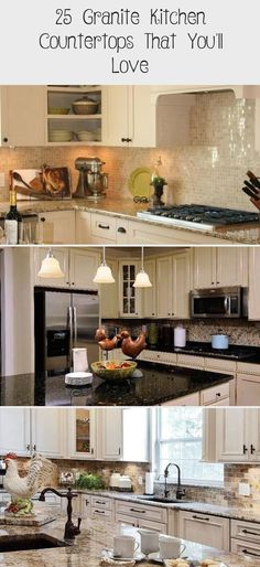 Most current Pics Granite Countertops edges Suggestions Granite countertops are beautiful and carry a deluxe feel on your home. Soon after assembly, they earn your ho. Granite Countertops, Kitchen Cabinets, Table, Furniture, Beautiful, Home Decor, Granite Worktops, Interior Design, Home Interior Design
