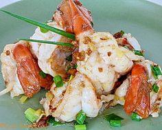 Garlic Shrimp Thai Recipe