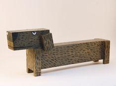 Decorative objects – wooden figure, dachshund – a design … Barn Wood Crafts, Wooden Crafts, Diy Wood Projects, Woodworking Projects, Wood Animal, Wood Dog, Diy Holz, Pallet Art, Driftwood Art