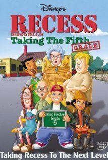 Recess (TV Series 1997–2001)