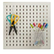 Recollections Slat Wall Metal Pencil Basket