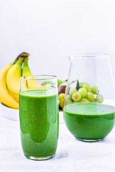 Super gesunder grüner Smoothie