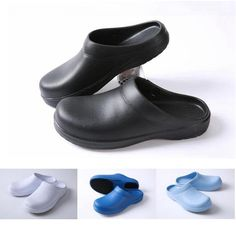 5.75 - Men Women Chef Shoes Kitchen Nonslip Safety Shoes Oil  amp  Water  Proof For 7cbbc5b6b