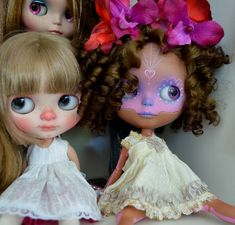 BLYTHE MEET AT MANDY'S | by Robynne Of Brenne