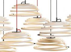 Aspiro Pendant Lamp by Seppo Koho