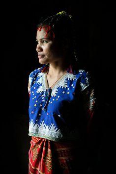 Mindanao Blaan Woman