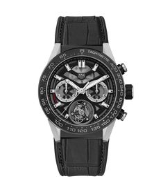 TAG Heuer Carrera Calibre HEUER 02 T 100 M - 45 mm CAR5A8Y.FC6377 TAG Heuer watch price