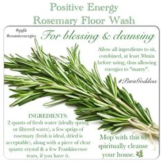 !   - I've done this.  Good results with both fresh rosemary and with the essential oil.  (Sometimes I'm too lazy or too hurried to go out and cut some.).  When I do use the fresh herb, I make a tisane of it, then add to the H2O.  Frankincense EO is something I keep close by the sink to add to my mop water.  ;)