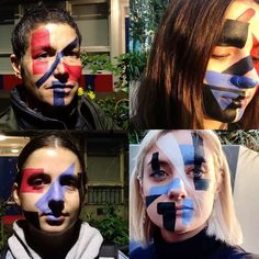 These activists use makeup to defy mass surveillance - i-D